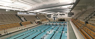 PBA Provides MEP Design Solutions for MSU's IM Sports West Pool/Locker Room HVAC Replacement Project
