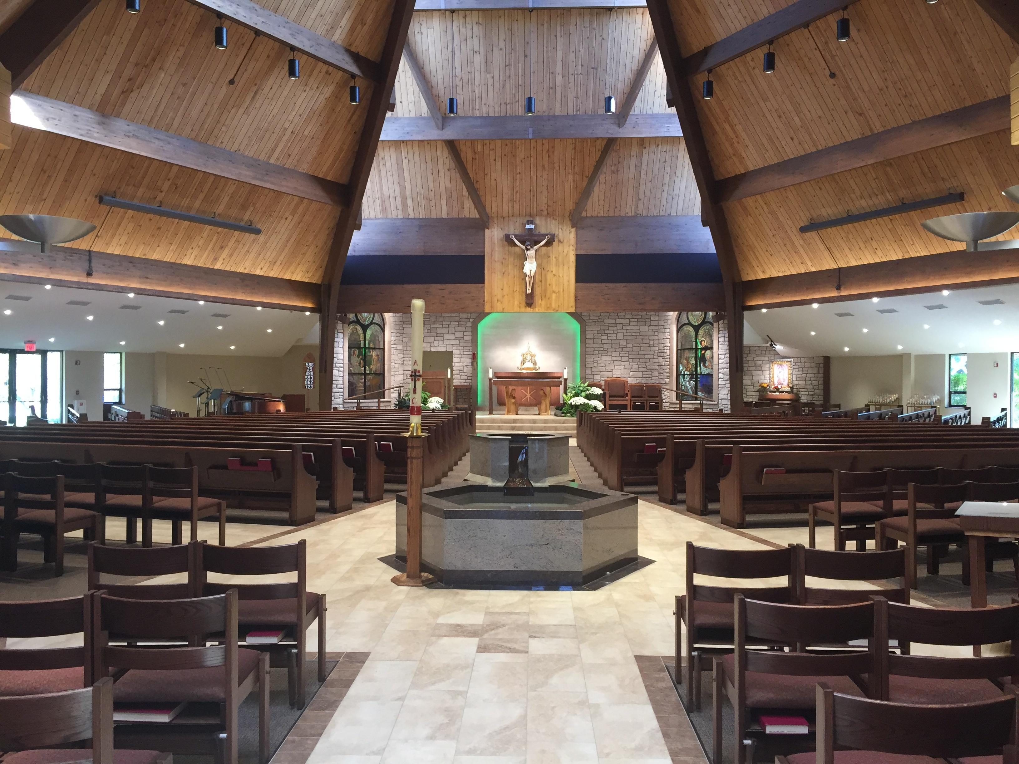 Illuminart Principal R. White Highlights Team Partnership in Successful Church Lighting Design Renovation