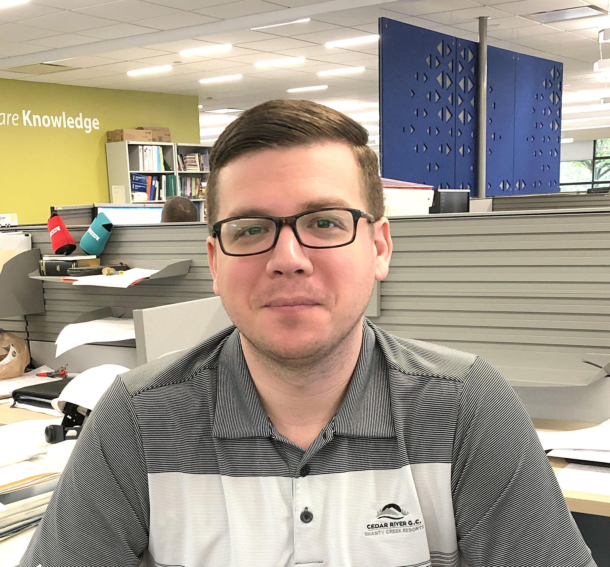 Mechanical Engineer, Andrew Lozen Joins PBA's K-12 Schools Market Sector