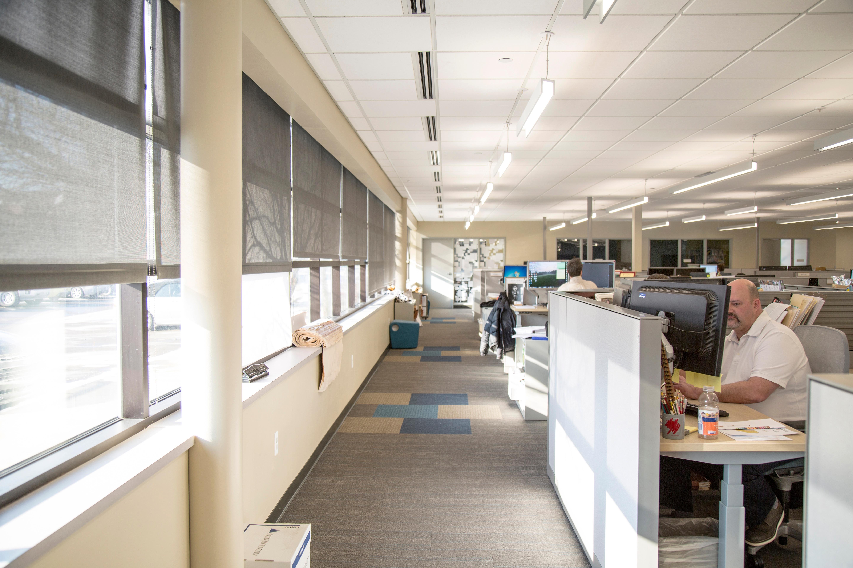 Post PBA 'Office Refresh', Illuminart Lighting Team Reports on Lighting Energy Savings From Efficient LEDs to Utility Rebate Programs