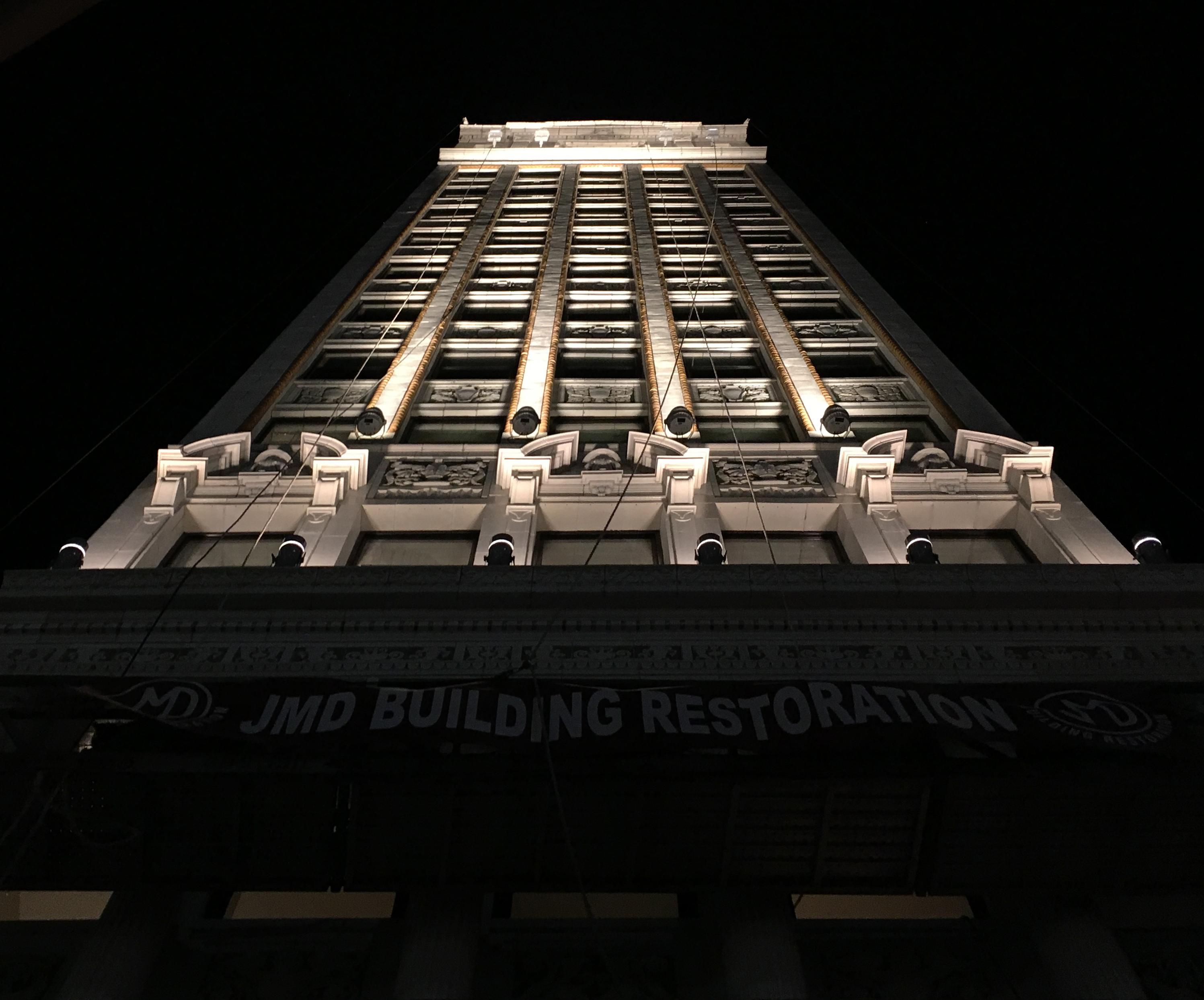 ASH NYC's Siren Hotel, with MEP Design by PBA and Exterior Lighting Design by Illuminart, Featured in Dezeen Magazine