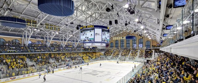 U of M Yost Ice Plant Renovation Features MEP Design Engineering
