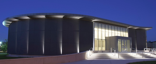 PBA's Architectural Lighting Design Recognized for Hope College's KAM in UK-based Lighting