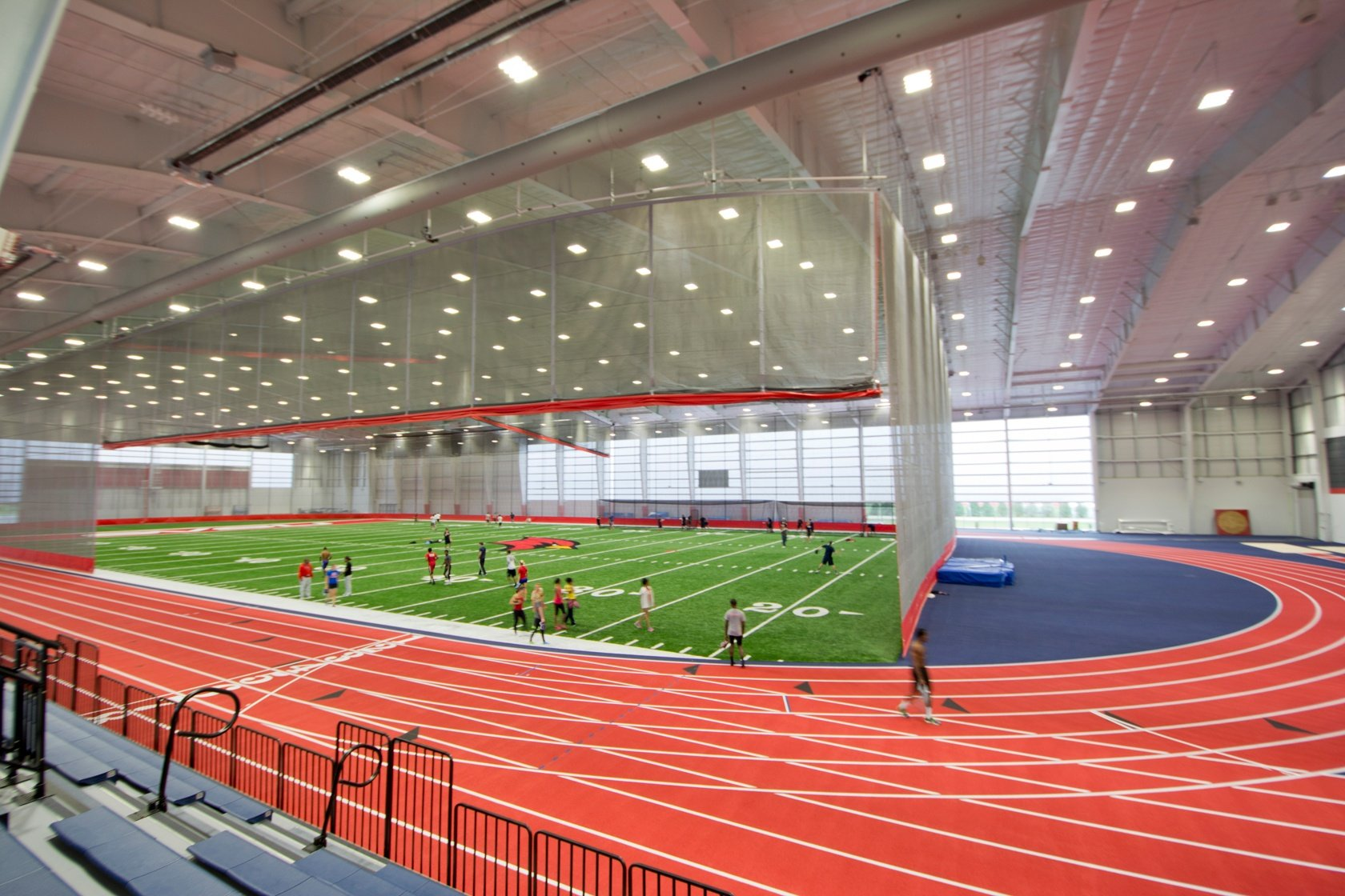 ASHRAE Honors PBA for MEP Engineering Design Efficiency for New SVSU Ryder Center Fieldhouse