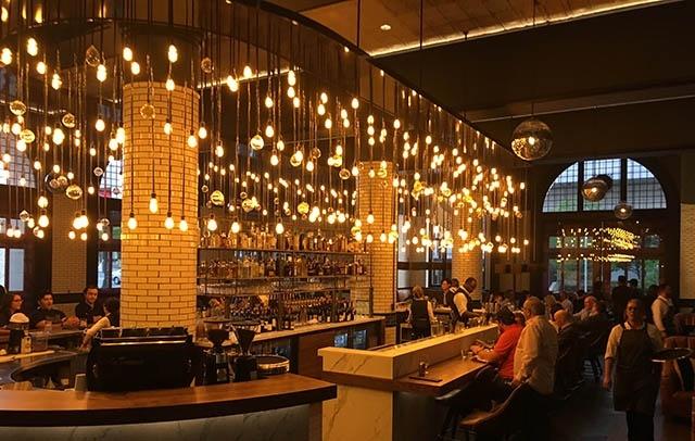 Light My Firehouse? Illuminart Provides Lighting Design for Foundation Hotel Housed Inside Former Detroit Fire Dept. HQ